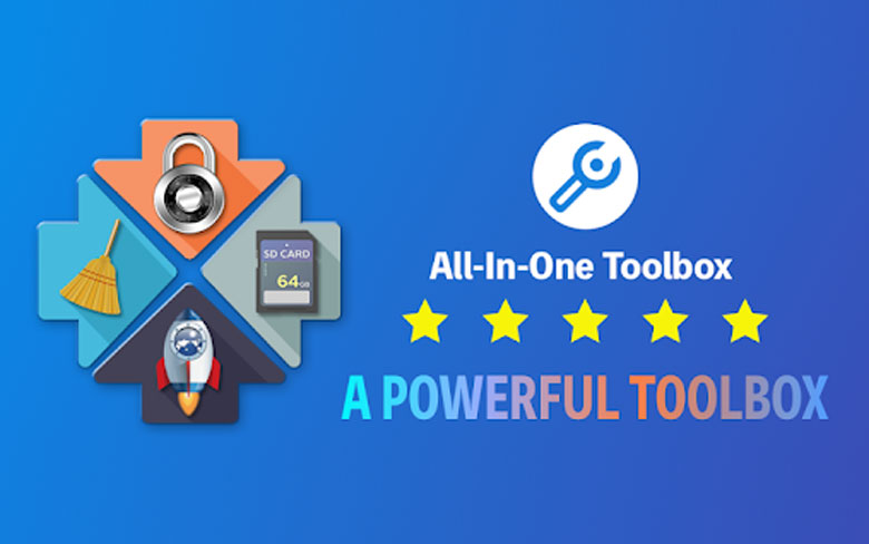 All-In-One Toolbox: Cleaner, Booster, App Manager