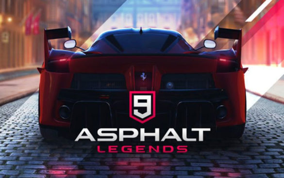 Asphalt 9 Play Store