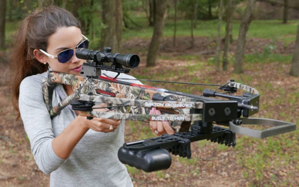 How to Shoot and Hunt with a Crossbow