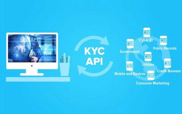 API-Based KYC Compliance