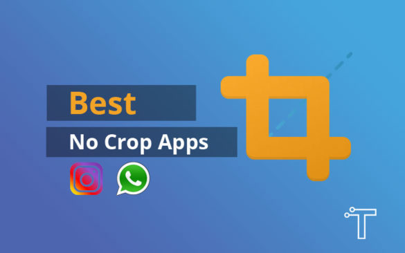 No Crop Apps