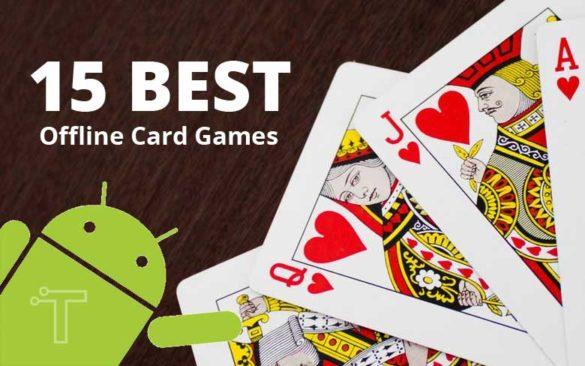 Offline Card Games