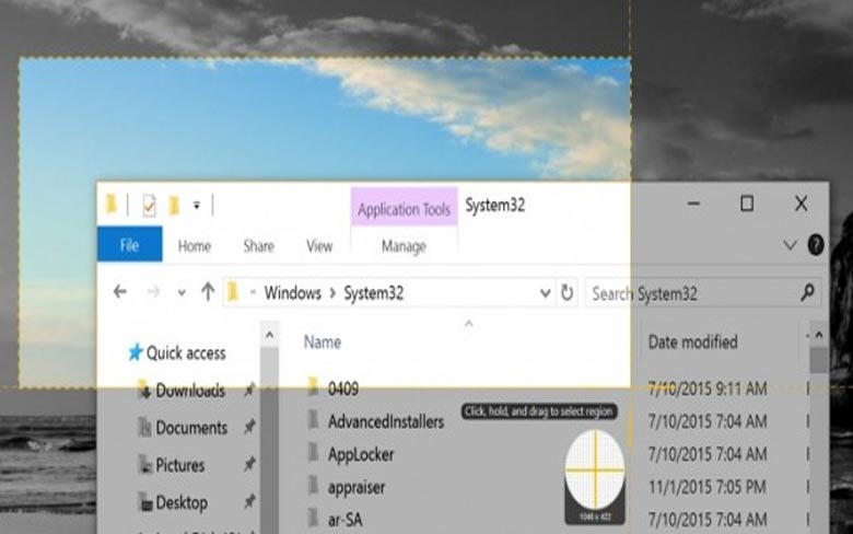How to Take a Screenshot with Snagit