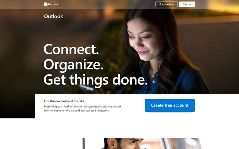 Outlook Best Email Service
