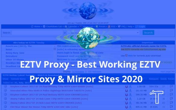 EZTV Proxy