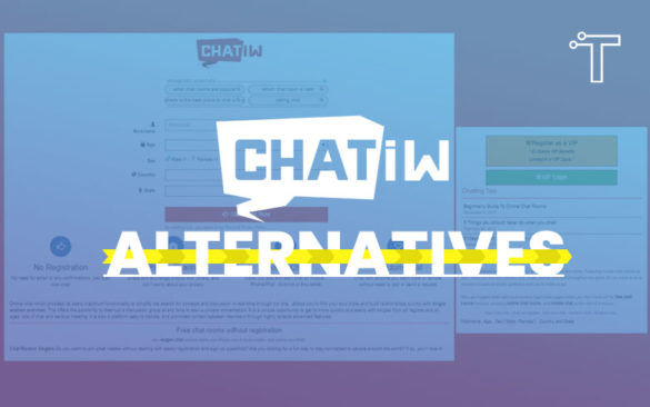 Chatiw Alternatives – 20 Best Similar Websites 2020