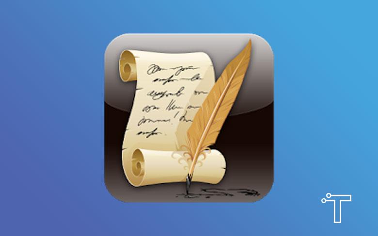 Poets pad