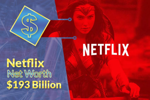 Netflix Net Worth 2020 – $193 Billion
