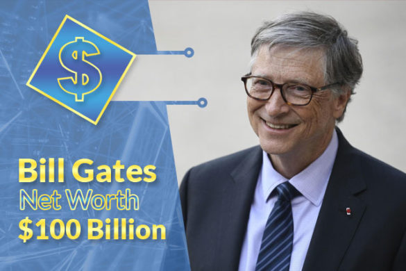Why Bill Gates' Net Worth is So High 20 Years Since Stepping Down As The CEO of Microsoft