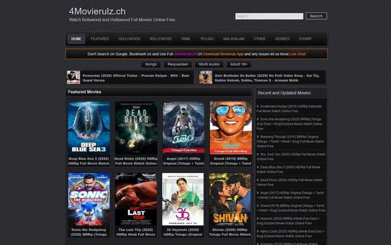 Movie Rulz