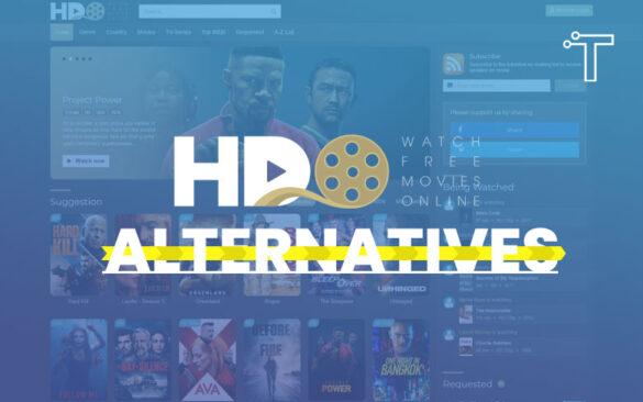 25 Alternative Websites like HDonline