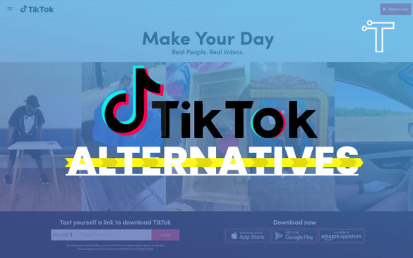 Top 14 Alternatives To TikTok Video App (Apps Like TikTok)