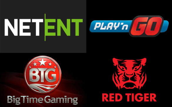 Top Casino Game Software Providers Review
