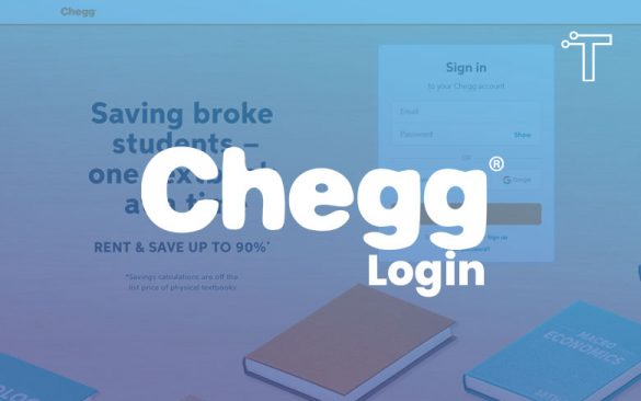 What Is Chegg Login And How To Create It
